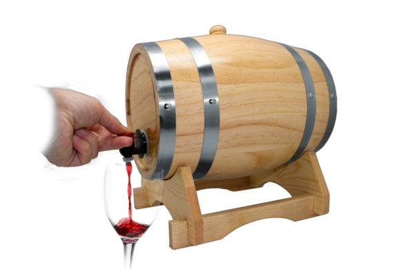Vin Bouquet Диспенсер за вино - буре, 3 л.